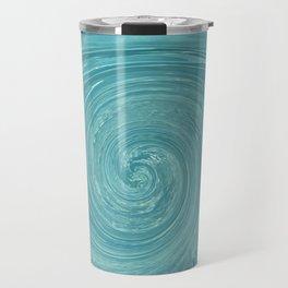 Swirls of time Travel Mug