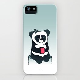 I can wait iPhone Case