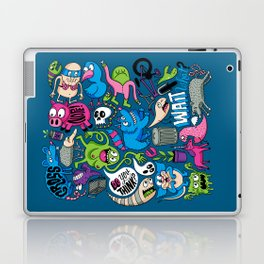 Gross Laptop & iPad Skin