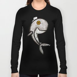 Woody the Whale Long Sleeve T-shirt