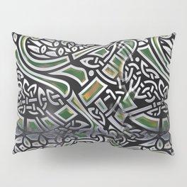 Celtic Birds Knot Work 3D Pillow Sham