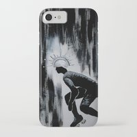 pivot iPhone & iPod Cases featuring Queens of Pain by JezRebelle