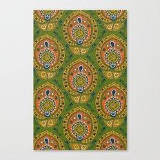 safa green Canvas Print