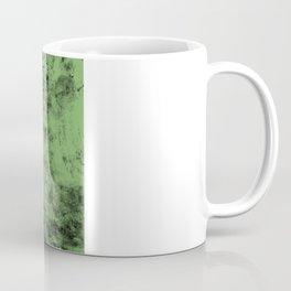 the Vision Tree (green) Coffee Mug
