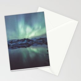 Jokulsarlon Lagoon - Landscape and Nature Photography Stationery Cards