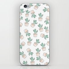 Cactus #1 iPhone Skin