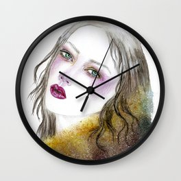 Part of the Universe Wall Clock