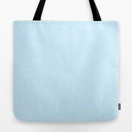 Retro Pastel Blue Tote Bag