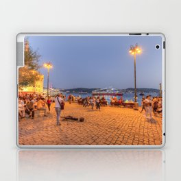 Istanbul At Night Laptop & iPad Skin