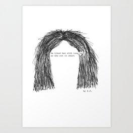 Girl Quotes Art Prints Society6