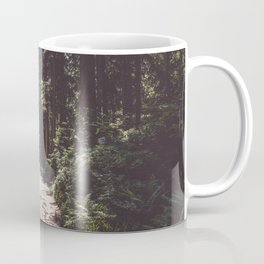 Entering the Wilderness - Landscape and Nature Photography Coffee Mug