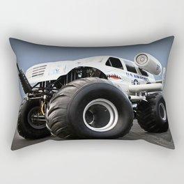 Big Boy Toy Rectangular Pillow
