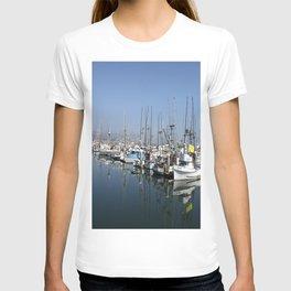 Harbor At Half Moon Bay T-shirt