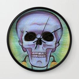 Tye-Die Wall Clock