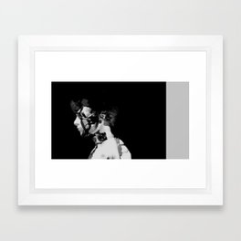 Mican two Framed Art Print