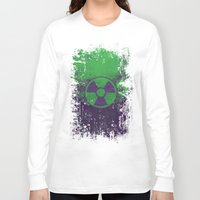 hulk Long Sleeve T-shirts featuring Hulk by Some_Designs