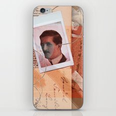 He Never Knew iPhone & iPod Skin