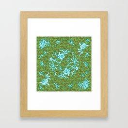 Patchouli Pond Framed Art Print