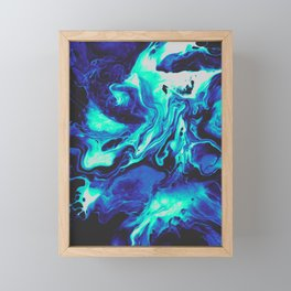 ACTS OF FEAR AND LOVE Framed Mini Art Print