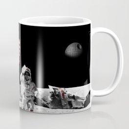 Battle of moon v2 Coffee Mug