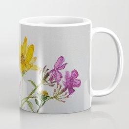 SERIES JASMIN WATERCOLOR FLOWERS Coffee Mug