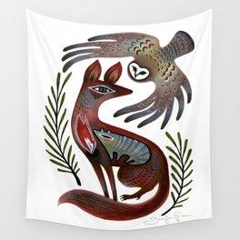 Burning Love Wall Tapestry