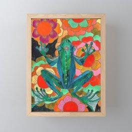 Prince of Lost Lakes Framed Mini Art Print
