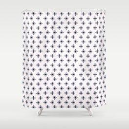 Lotus Moon Shower Curtain