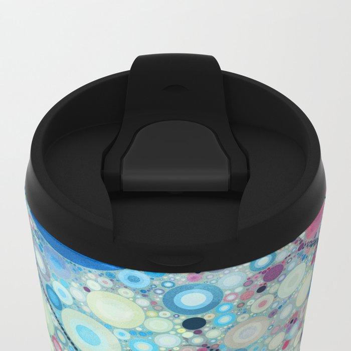 Positive Energy 2 Metal Travel Mug