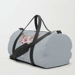 Deer Skull 2 Duffle Bag