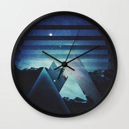 Fractions B06 Wall Clock