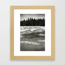 The Beaver Pond - Algonquin Park Framed Art Print