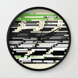 Busy Body Wall Clock