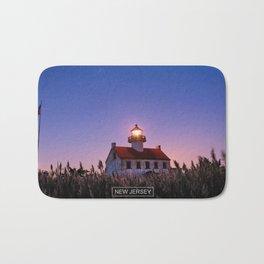 East Point Lighthouse - New Jersey. Bath Mat