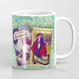 Swashbuckling Books Coffee Mug