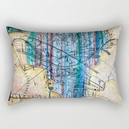 Catenary Rectangular Pillow