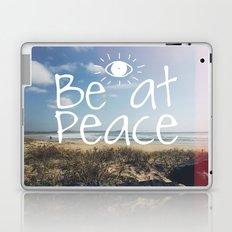 Be at peace Laptop & iPad Skin