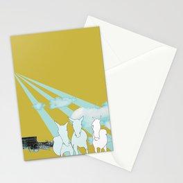 Horses. Stationery Cards