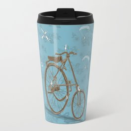 From up there Travel Mug