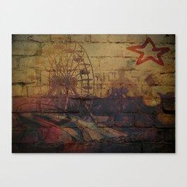 Dark Carnival Canvas Print
