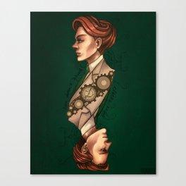 Lutece Canvas Print