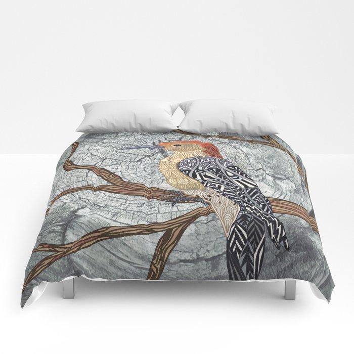 Woodpecker Comforters