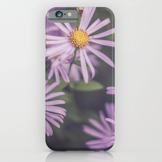 purple II iPhone & iPod Case