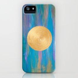 Saule iPhone Case