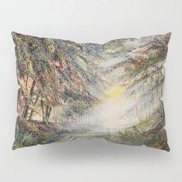 light barriers Pillow Sham