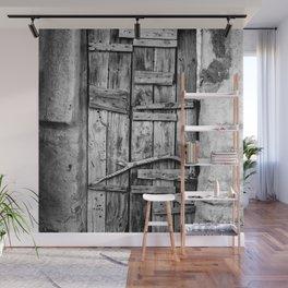 Ancient Doorway Wall Mural
