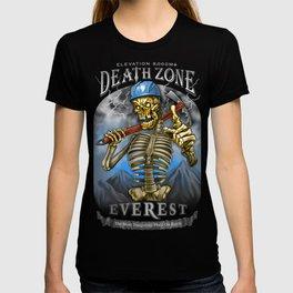 DEATH ZONE: EVEREST T-shirt