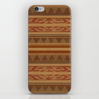 navajo iPhone & iPod Skins featuring Navajo  by Terry Fan