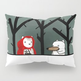 Little Red Ridinghood Pillow Sham