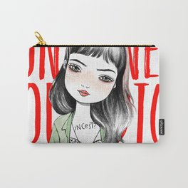 Kathleen Carry-All Pouch